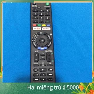 [kho sẵn sàng] REMOTE ĐIỀU KHIỂN TIVI SONY SMART LCD TX300P HÀNG XUẤT MALAYSIA