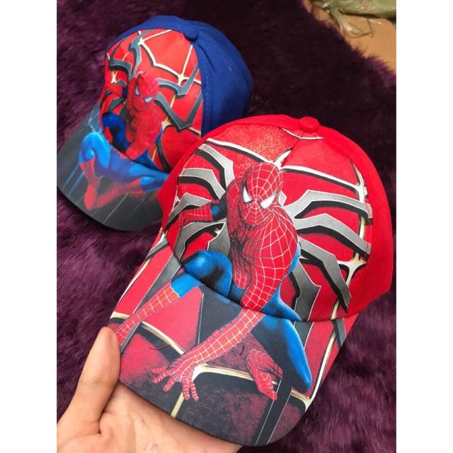 Mũ người nhện mã 2020