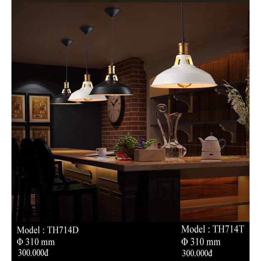 Đèn thả trần, quầy bar TH714