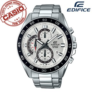 Đồng hồ nam dây kim loại Casio Edifice chính hãng Anh Khuê EFV-550D-7AVUDF (47mm)