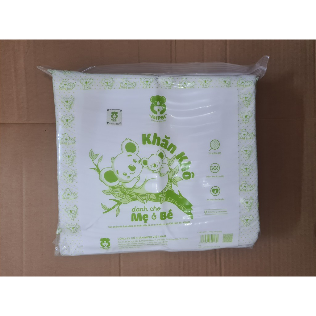 Khăn khô đa năng MIPBI 600gr