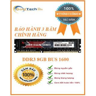 [Mã 157ELSALE hoàn 7% đơn 300K] Ram PC XSTAR DDR3 4G-8G BUS 1600 CHÍNH HÃNG BẢO HÀNH 3 NĂM thumbnail