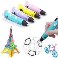 Bút vẽ 3D thế hệ 2 (có đèn LED)