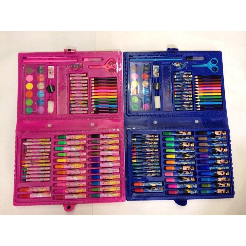 Bộ bút màu 86 món cho bé thỏa sức sáng tạo - 9998354 , 1279310070 , 322_1279310070 , 55000 , Bo-but-mau-86-mon-cho-be-thoa-suc-sang-tao-322_1279310070 , shopee.vn , Bộ bút màu 86 món cho bé thỏa sức sáng tạo