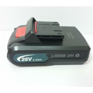 Pin máy khoan 24v, 26v, 21v 5 cell 3.0Ah – dùng cho máy makita, hitachi, dewalt