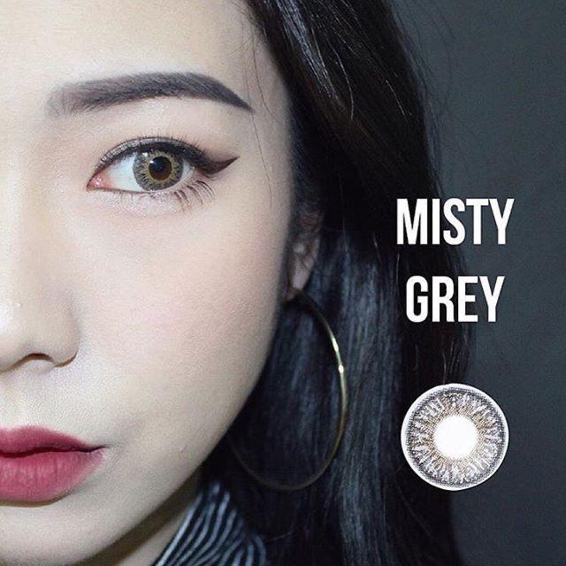 Kính áp tròng Freshkon Colors Fusion 3 tháng - Misty Grey