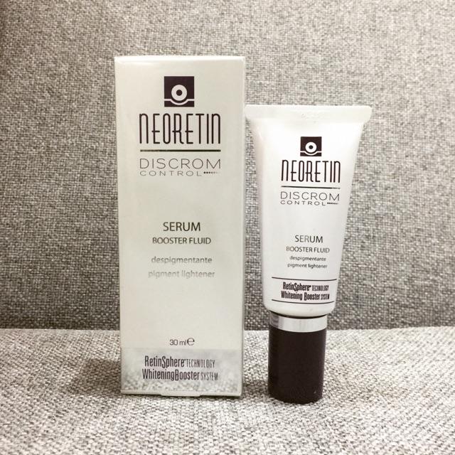Serum retinol Neoretin cho da loạn sắc tố