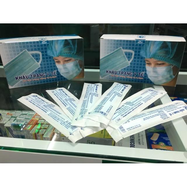 Khẩu Trang y tế Danameco CAO CẤP- Khẩu Trang tiệt trùng - 3131761 , 1215236458 , 322_1215236458 , 60000 , Khau-Trang-y-te-Danameco-CAO-CAP-Khau-Trang-tiet-trung-322_1215236458 , shopee.vn , Khẩu Trang y tế Danameco CAO CẤP- Khẩu Trang tiệt trùng