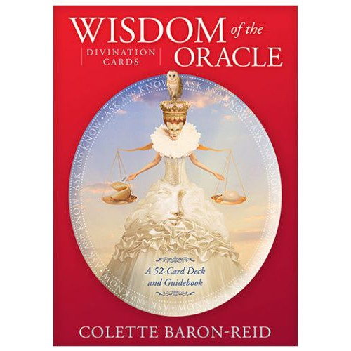 Bộ bài Wisdom of the Oracle Divination Cards – Order trực tiếp từ Hay House