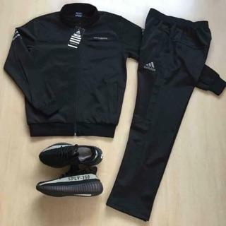 Bộ áo khoác nam addidas (áo khoác+ quần)