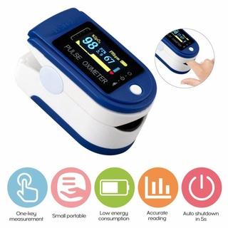 Máy đo nhịp tim đeo ngón tay Lk88 thumbnail