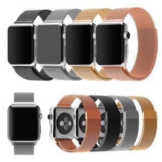 Dây Apple Watch thép milanese nhiều màu full sz 38/40mm 42/44mm