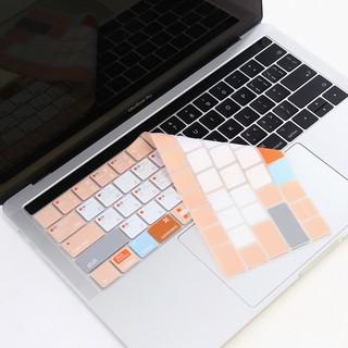 [Mã ELDEC10K giảm 10K đơn 20K] Phủ phím JRC Shortcut cho Macbook chính hãng tông màu cam thumbnail