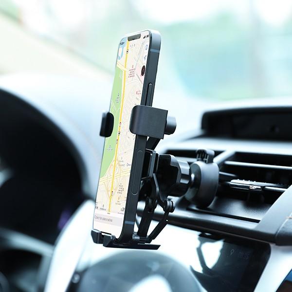 Giá Đỡ Điện Thoại ÔTô ACOME ACH01 Thiết Kế Cao Cấp Nhỏ Gọn An Toàn Khi Lái Xe
