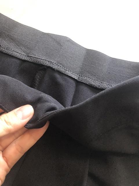 quần Tây baggy lưng thun khoá sườn k đẹp xin giảm lại tiền | SaleOff247