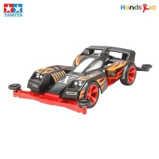 Xe đồ chơi Tridagger X Prem (Super-II) – Tamiya Mini 4WD