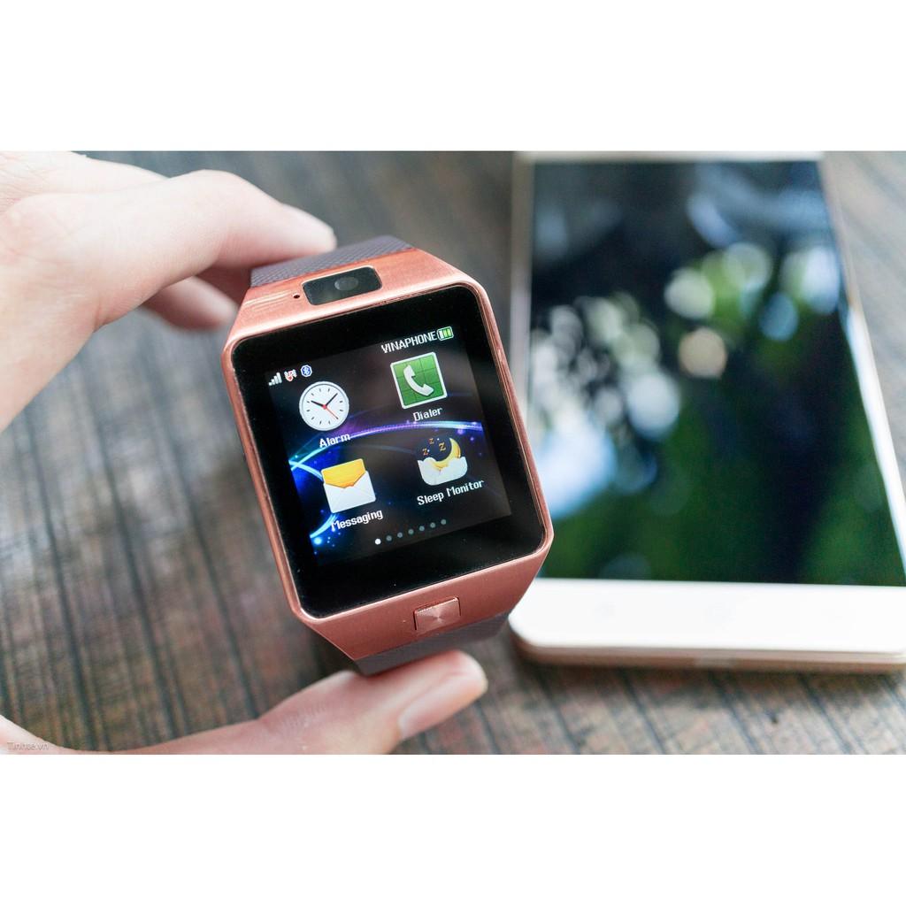 Đồng hồ điện thoại tiếng Việt đa chức năng DZ09