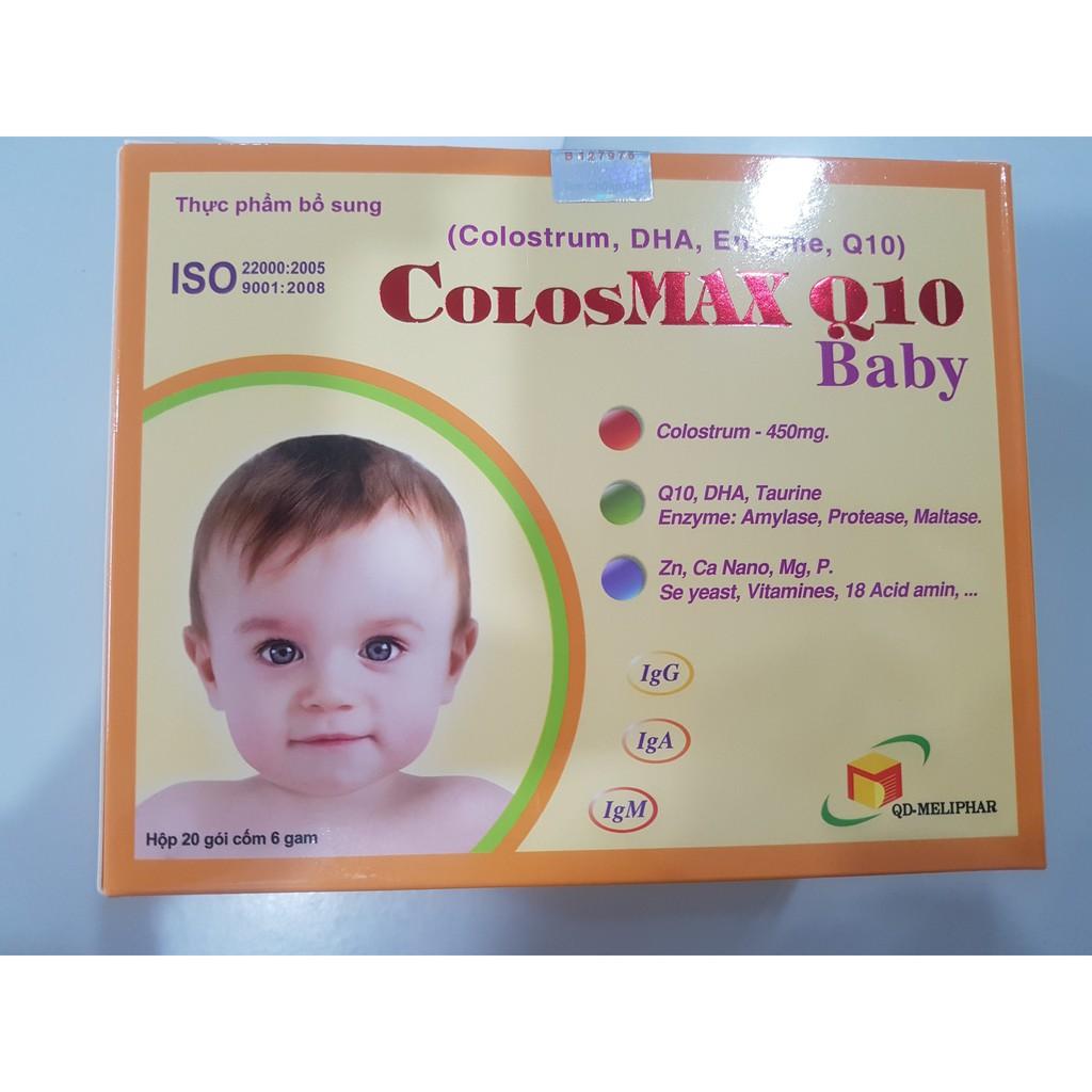Sữa non Colosmax Q10 baby