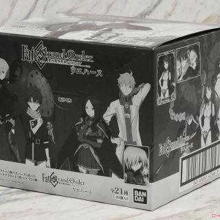 [BOX 20 BÁNH] Bánh xốp FGO Fate/Grand Order Wafer Babylonia S1 Hàng chính hãng BANDAI New nguyên seal