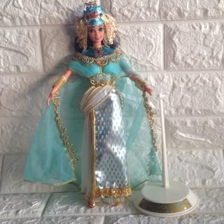 Búp bê barbie nữ hoàng Ai cập Vintage used