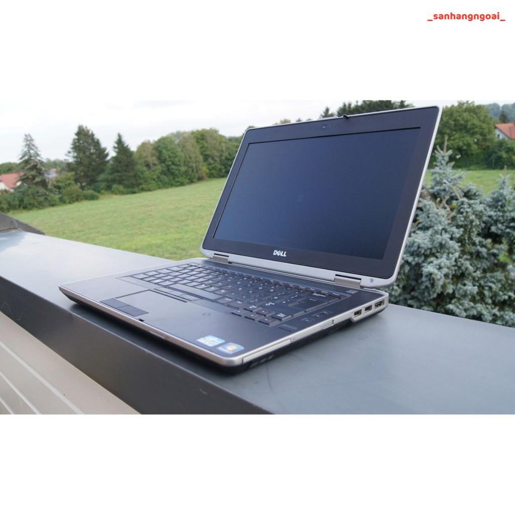 Laptop cũ dell latitude E6430 i5 3320M, 4GB, HDD 320GB, màn hình 14.1 inch