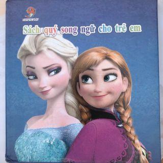 Sách nói điện tử song ngữ Anh-Việt