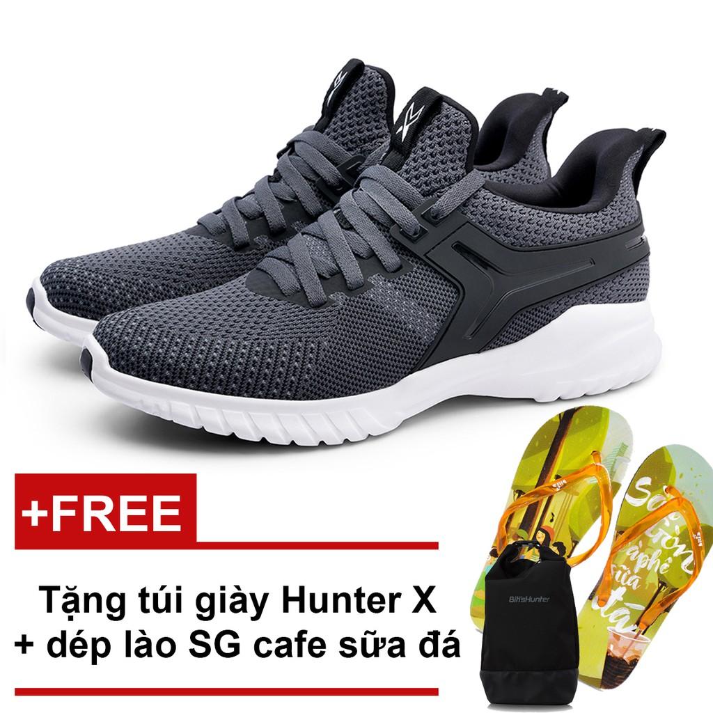 [Tặng dép lào Sài Gòn cafe sữa đá + Túi Hunter X] Giày thể thao Nữ Biti
