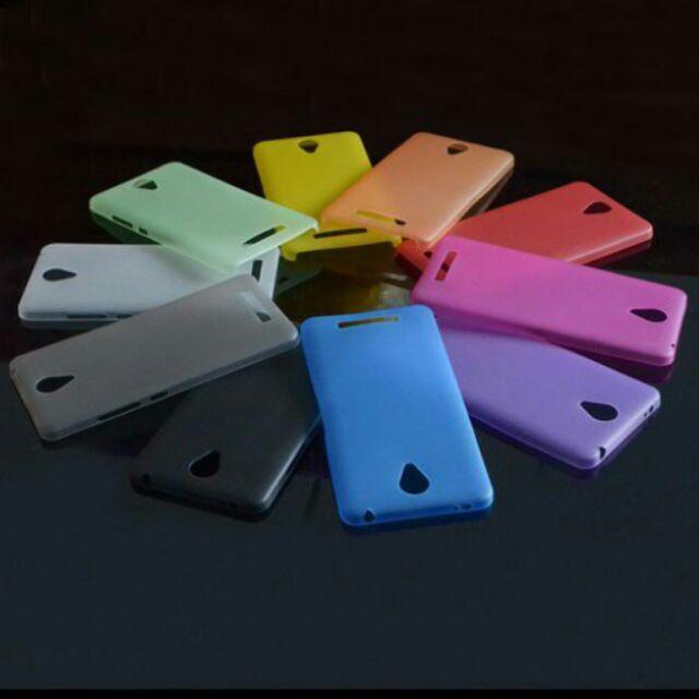 Xiaomi Redmi Note 2 ốp nhựa siêu mỏng không bị ố vàng