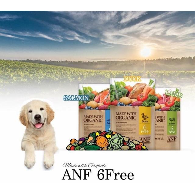 Thức ăn hạt hữu cơ ANF cho cún🐶🐩 dành cho mọi lứa tuổi👌🏻