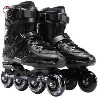 Giày patin người lớn cao cấp Weiqiu F5166 (Tặng kèm dụng cụ tháo lắp + Dạy trượt miễn phí)
