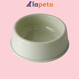 Bát ăn cho mèo chó thú cưng bằng nhựa dày cỡ vừa D15cm thumbnail