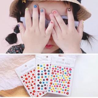 Sticker dán móng tay siêu yêu cho bé STK91 thumbnail