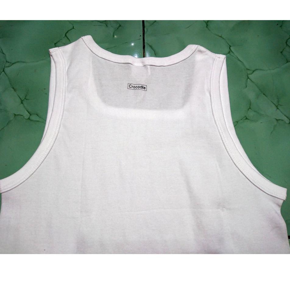 Áo thun nam In hình cá sấu màu trắng giá rẻ nhất (BS (Gort Items) Ori 8GF Factory