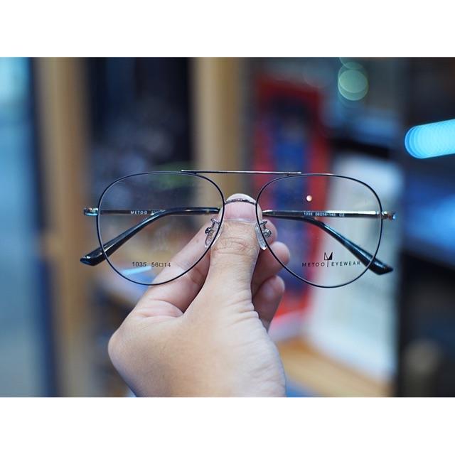 CICCIO | ซิคซิโอ กรอบแว่นแบรนด์ METOO Model : 1035