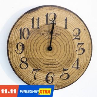 [ XẢ HÀNG ] Đồng Hồ Treo Tường Cao Cấp - XHDH 030 - Đồng Hồ TReo Tường Nhập Khẩu - kích thước 30cm