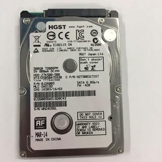 [HDD] ổ cứng máy tính Laptop 500GB thumbnail