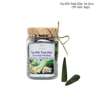 Nụ đốt tinh dầu sả java – 50 viên – Mangala