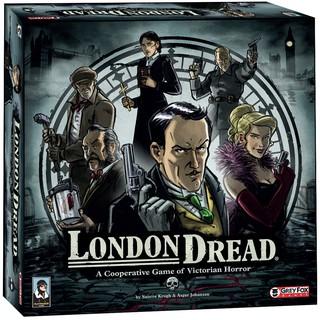 London Dread – Trò chơi board game