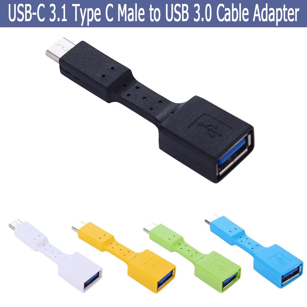 Cáp chuyển đổi đầu cắm USB-C 3.1 Type C ra khe cắm USB 3.0 - 23069617 , 2630489474 , 322_2630489474 , 17500 , Cap-chuyen-doi-dau-cam-USB-C-3.1-Type-C-ra-khe-cam-USB-3.0-322_2630489474 , shopee.vn , Cáp chuyển đổi đầu cắm USB-C 3.1 Type C ra khe cắm USB 3.0