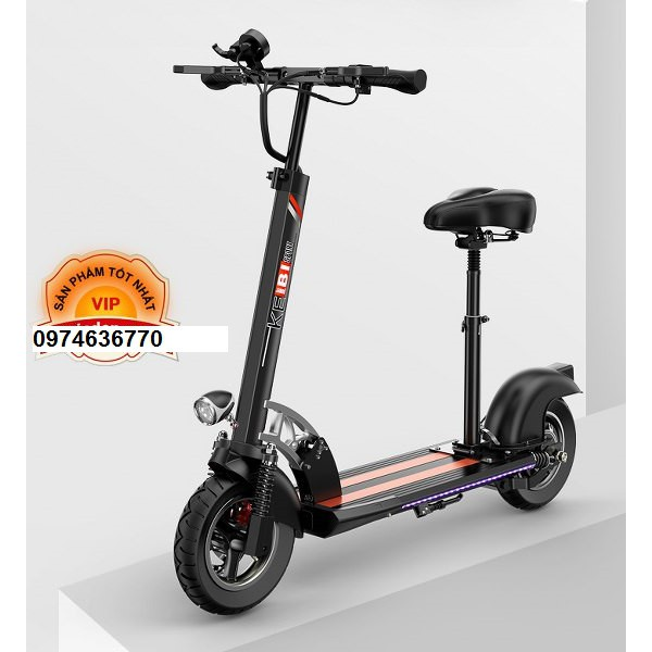 Xe Điện Cao Cấp X-Bike Gấp Gọn Đa Năng(Dùng trong Resort, Dạo phố,ĐI DU Lịch - Sành điệu đẳng cấp)