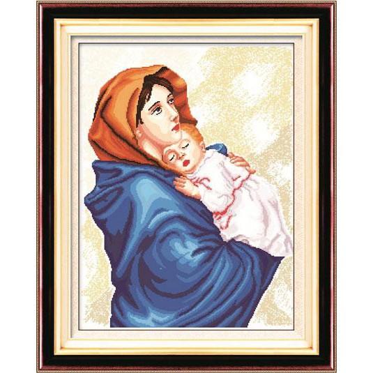 Đức Mẹ Maria Bồng Chúa - 3259419 , 629887235 , 322_629887235 , 181000 , Duc-Me-Maria-Bong-Chua-322_629887235 , shopee.vn , Đức Mẹ Maria Bồng Chúa