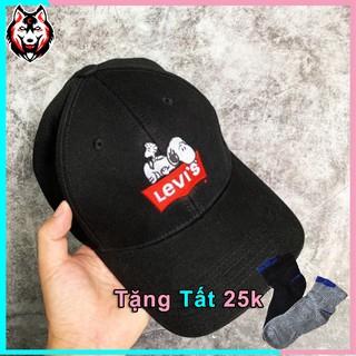 Mũ lưỡi trai Levis VNXK – Hàng Cao cấp full tem mác xuất ThaiLan