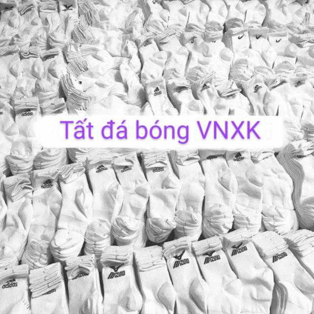 Tất đá bóng/đá banh - Dệt kim / VNXK - Kháng khuẩn