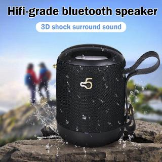 NEW TWS Bluetooth Speaker Fashion Portable IPX5 Waterproof 3D Stereo Outdoor Car Subwoofer