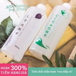 Nước Hoa Hồng Diếp Cá Dokudami Natural Skin Lotion - Cam kết hàng chính hãng thumbnail