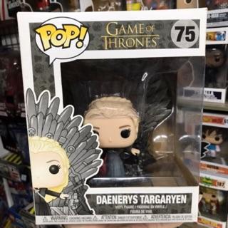Mô hình Funko Mẹ Rồng Daenerys Targaryen ( 6 inch ) chính hãng ship Us