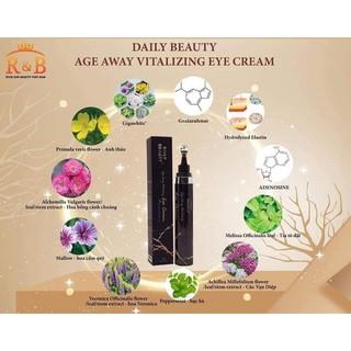 [ FREESHIP- Hàng Cao Cấp] Kem Dưỡng Mắt Daily Beauty Age Away Vitalizing Eye Cream thumbnail