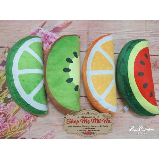 Gối ôm hoa quả
