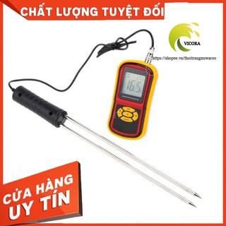 Máy Đo Độ Ẩmm Hạt Giống GM640 màn hình LCD