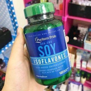 Mầm đậu nành Non-GMO Soy Isoflavones